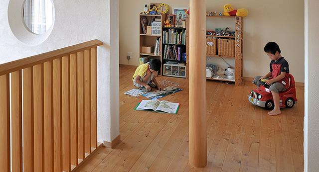 過敏体質、アレルギーの子供に優しい家にしたい